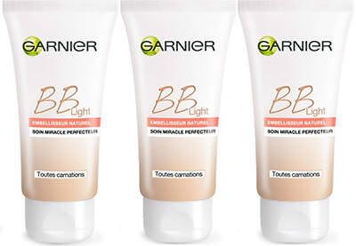 BB Light de Garnier